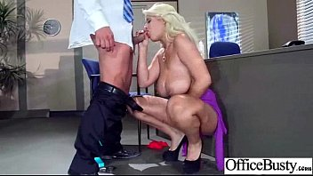 Hardcore Sex In Office With Busty Hot Girl vid-07