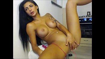 Hot perfect body girl masturbation on cam - xhotpornx.com