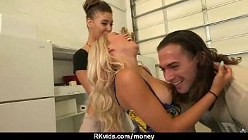 Cute sexy student trades sex for some extra cash 6