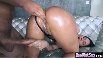 hard-core assfuck fuck-fest with lubed bootylicious phat donk.