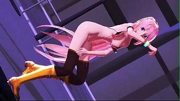 3D Big Tits Dance Hentai 3D