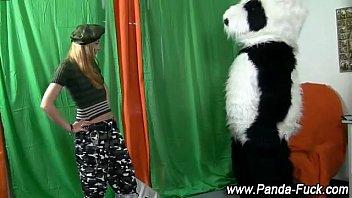 fetish weird fucktoy panda and army.