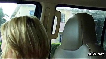chick humps in the back seat