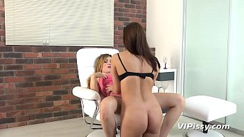lezzy pee drinking - czech sweethearts morgan and.