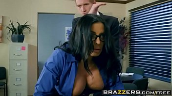 brazzers - thick milk cans at work -.