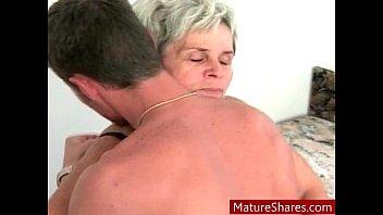 grannie oral sheer pleasure specialist