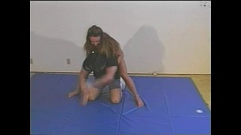mingled grappling with sport model charlene rink part trio