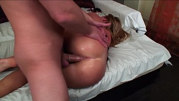 scorching light-haired dame got plumbed at her got rooms