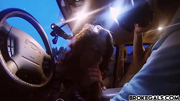 kimmy granger gives great road head