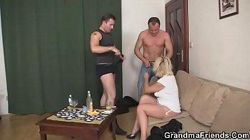 blond mature nymph sates neighbor