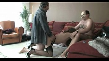 wifey instructing by senior dudes determined