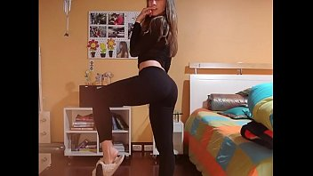 spectacular chica en yoga pants zipansioncom1lub6