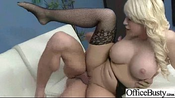 ample cupcakes chick banging during work in office pinch-17