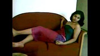 bangla nubile unveiling lounging on couch with bangla audio