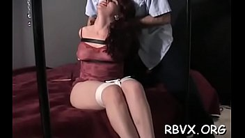 crazy ultra-cutie gets mistreated and titillated.