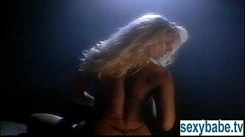 warm light-haired pornographic starlet bod