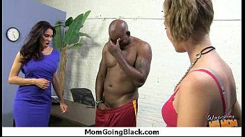 a great hardcore interracial sex with hot Milf 19