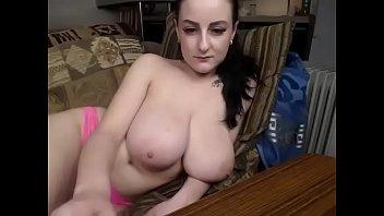 supah-hot dame on webcam talk bra-less showcasing epic.