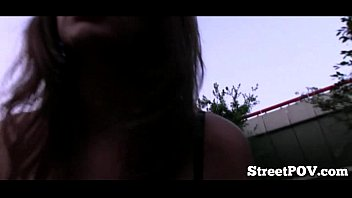 sizzling teenage gf boinked outdoor