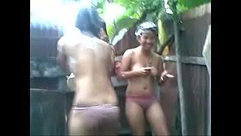 northeast indian women nude bathing