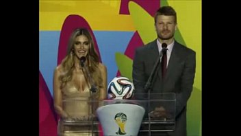 world football fernanda lima will steal the display.