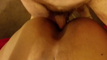 Bbw Latina Wife takes creampie