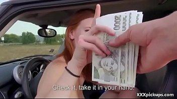 public pickups - sexu czech teenie unexperienced plows.