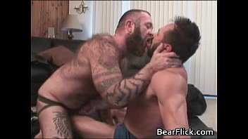brent johnson and ty randall up the homo studs