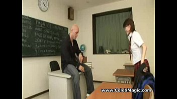 japanese school woman fuckin' for penalty