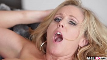 buxomy light-haired cougar julia ann gets a giant.