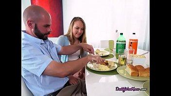 teenage blondie alyssa paws dads assistant
