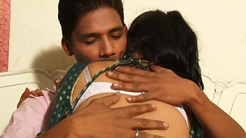 indian bhojpuri supah-steamy smooching tweak making