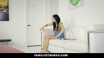 familystrokes- step step-brother and sister-in-law slink ravage next.