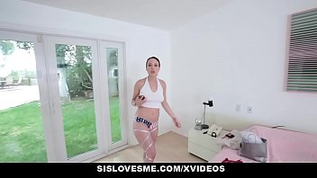 sislovesme - teenage raver lady gets plumbed by stepbrother