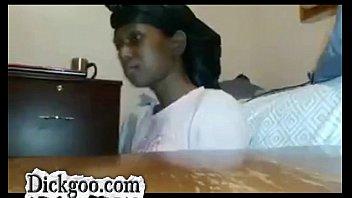 Gagging a ebony Teen With my BBC