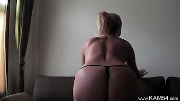 Kam54 - Horny Milf Exposes Herself On Cam