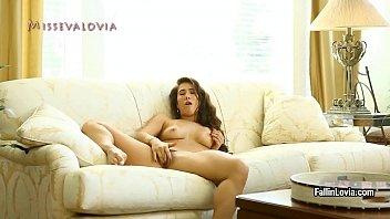 killer honey eva lovia demonstrates her immense funbags.