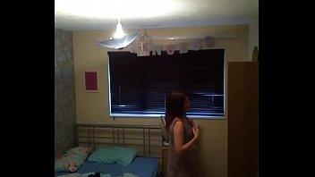 spy webcam in uber-cute teen039_s apartment.