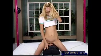 fledgling damsel in a sybian saddle machine tryout-.