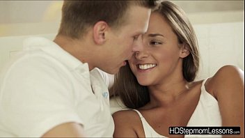 step-mom angel snow and stepdaughter amirah adara luving bj