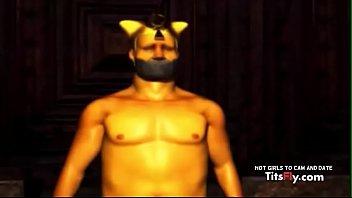 Big Tits Fuck Hentai 3D Porn