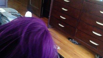 Sloppy Toppy from a Purple Head
