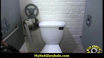 Gloryhole blowjob interracial amateur 18