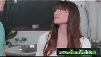 Masseuse offers sex during a nuru massage - RobbyEcho &amp_ AlisonRey