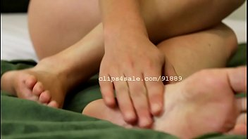 Foot Fetish - Annie Feet Video 2