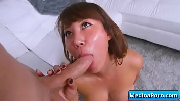steamy cougar with monstrous jugs deep-throating strenuous jizm-pump 28
