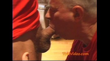 he throated his son039_s shaft