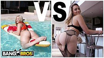 bangbros - phat ass milky girl showdown alexis.