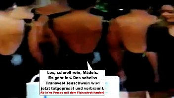 spandex maid luder-scheiss kleidtrauml_gergottverficktes transvestitenschwein