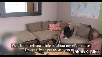 this uk faux agent is really in love.